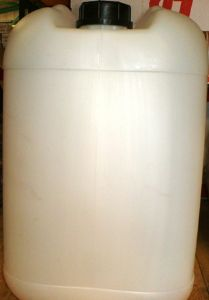 Brand New 25 Litre Chemical Resistant Jerry Can Drum With Lid And Drum Tap
